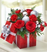 ALL WRAPPED UP GIFT BOX