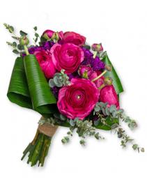 Allure Hand-tied Bouquet Corsage/Boutonniere