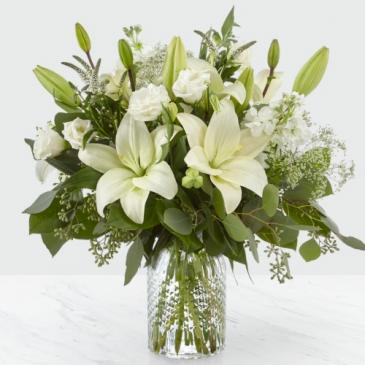 Alluring Elegance Bouquet - D16