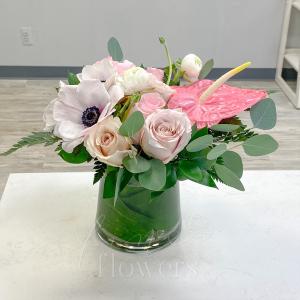 Aloha Vase Arrangement in Middletown, NJ | Fine Flowers
