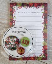 Alpha Chi Omega Gift Item