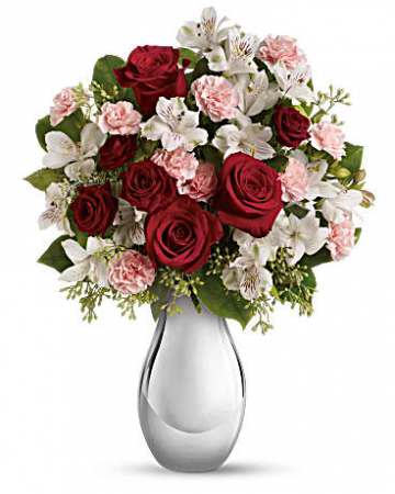 Alstromeria & Carnation Mix