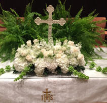 Altar Flowers Wedding