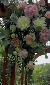 Altar Swag Wedding Swag
