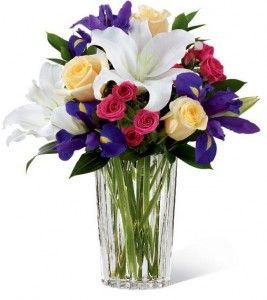 A Touch of Iris $65.95, $75.95, $85.95