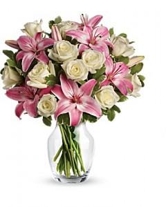 Always A Lady Bouquet in Jasper, TX | BOBBIE'S BOKAY FLORIST