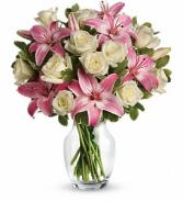 Always a Lady floral arrangement