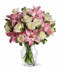 Always a Lady Vase Arrangement