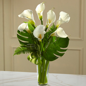 Always Adored Calla Lily Bouquet Bouquet
