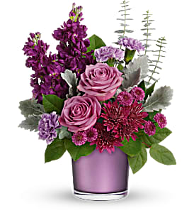 Always Amethyst - 592 Arrangement