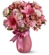 Always and Forever All-Around Floral Arrangement