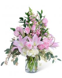Always and Forever Flower Arrangement