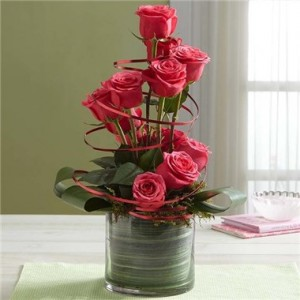 Always & Forever Rose GFFG Arrangement in Greers Ferry, AR | GREERS FERRY FLORIST & GIFTS