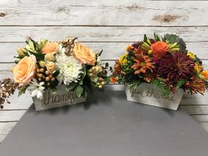 Always Give Thanks Arrangement in Weymouth, MA | DIERSCH FLOWERS