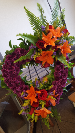 Always In My Heart Arrangement in Lexington, NC | RAE'S NORTH POINT FLORIST INC.