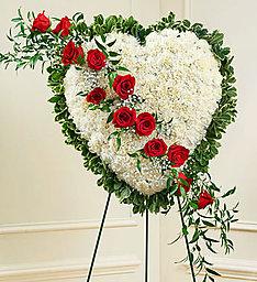 Always in My Heart Standing Heartfelt Tribute
