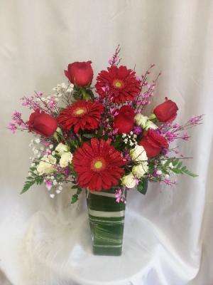 Always in My Heart Vase in Wilmore, KY   RACHEL'S ROSE GARDEN