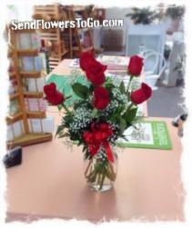 Always On My Mind  Rose Bouquet