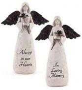 Always in our Hearts or In Loving Memory 1 Angel