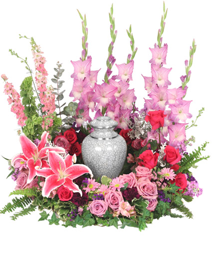 Always in our hearts urn cremation flowers urn not included in always in our hearts urn cremation flowers urn not included mightylinksfo