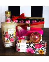 Always in Roses Pamper Box giftbasket
