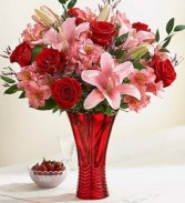 Always Love  Fresh vase arrangements