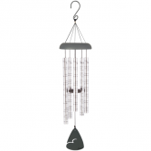 "Always Near 30"" Wind Chime Gifts"