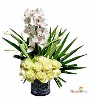 Always Near Flower Arrangement in Miami, FL | FLOWERTOPIA