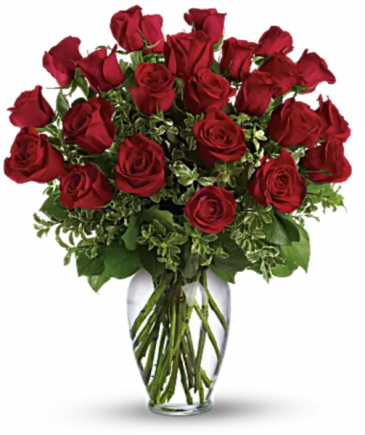 Always on My Mind- Long Stemmed Red Roses