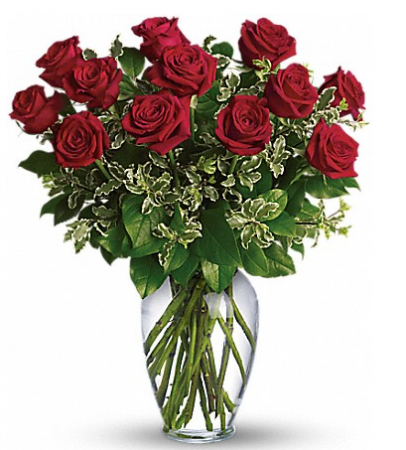 Always On My Mind Standard Red Roses