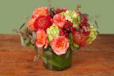 Amanda  Mix Of Vibrant Orange And Green $82.00  12