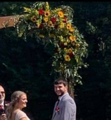 Amazing Arch Wedding Decoration