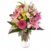 Amazing Day Bouquet fresh arrangement price reflects picture shown only one size