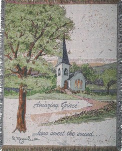 Amazing Grace Afghan