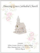 Amazing Grace Cathedral Church Sympathy