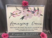 Amazing Grace Comforter by Carson