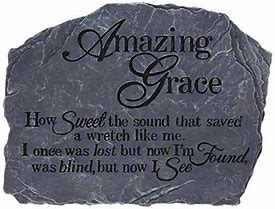Amazing Grace Garden Stone  in Cincinnati, OH | FLORIST OF CINCINNATI