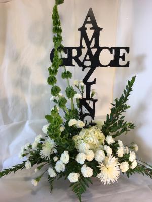 Amazing Grace Gift Arrangement in White Oak, PA | Breitinger's Flowers & Gifts