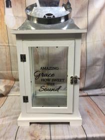 Amazing grace lantern