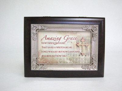 Amazing Grace Music Box Temporarily Out of Stock