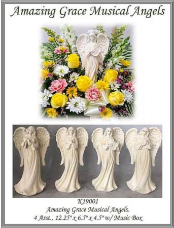 Amazing Grace Musical Angels Sympathy
