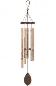 Amazing Grace Sonnet Wind Chime Item #60527
