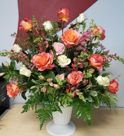 Amazing Love Sympathy Flowers