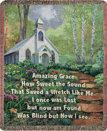 Amazing Grace Throw Gifts