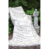 Amazing Grace Throw Local Delivery Only