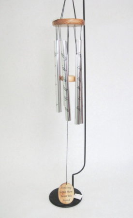 Amazing Grace Windchime- Stand Not Included