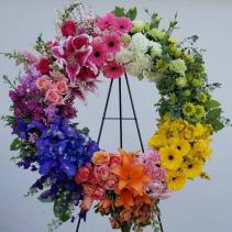 Amazing Grace Wreath