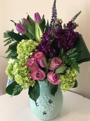Amazing Mom Bouquet  in Aliso Viejo, CA | Lily Fiore Floral Boutique