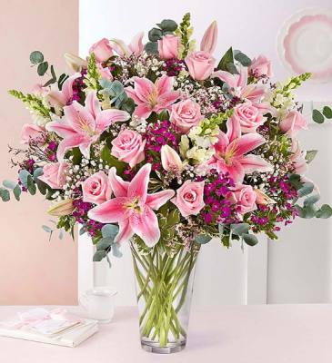 Amazing Mom Bouquet Mother's Day