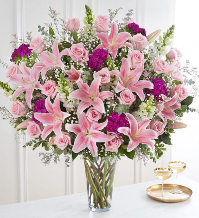 Amazing Mom Large Spring Arrangement